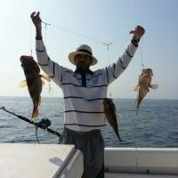holiday fishing in oman