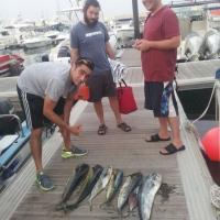 Fishing trips in oman