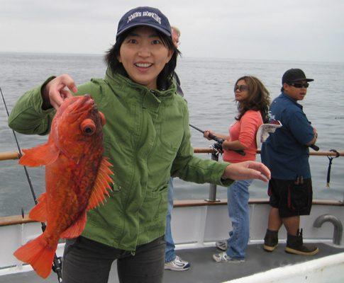 holiday fishing trips oman