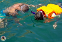 snorkeling trip oman