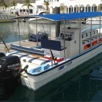 yacht charter for fishing