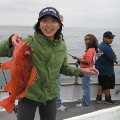 Game Fishing Trip