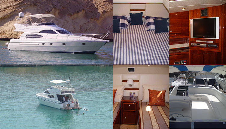yacht charter in oman